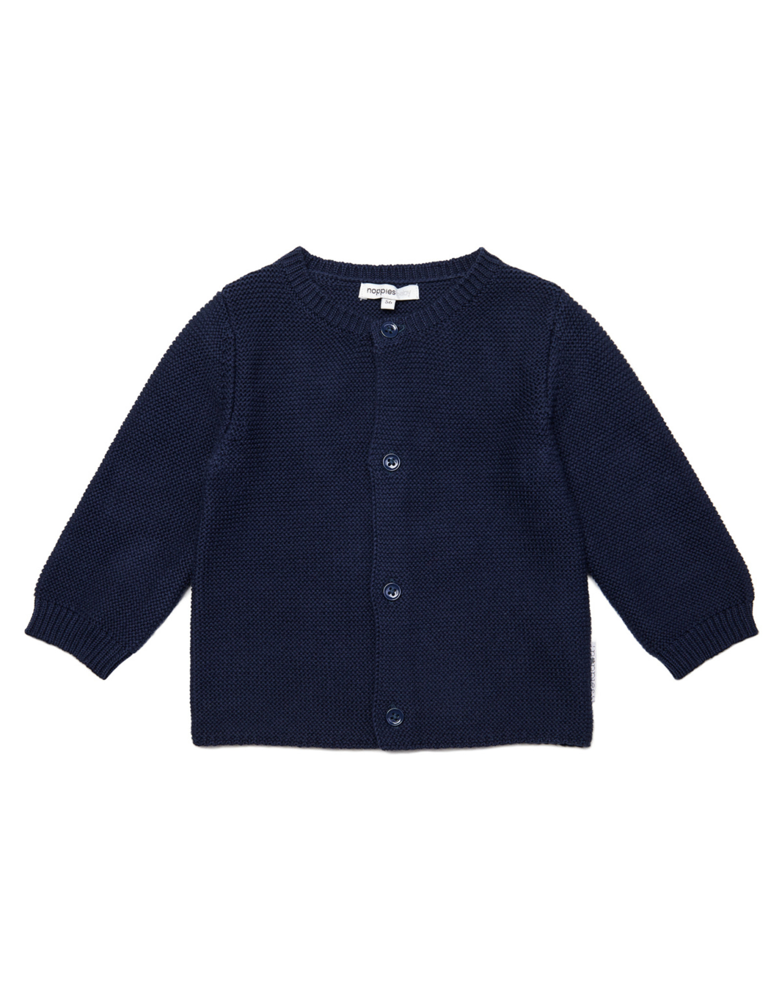 Noppies Noppies B Cardigan knit longsleeve Jos Navy