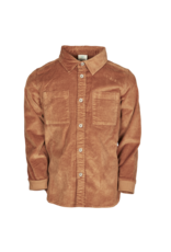 EN FANT EN FANT Shirt LEATHER BROWN