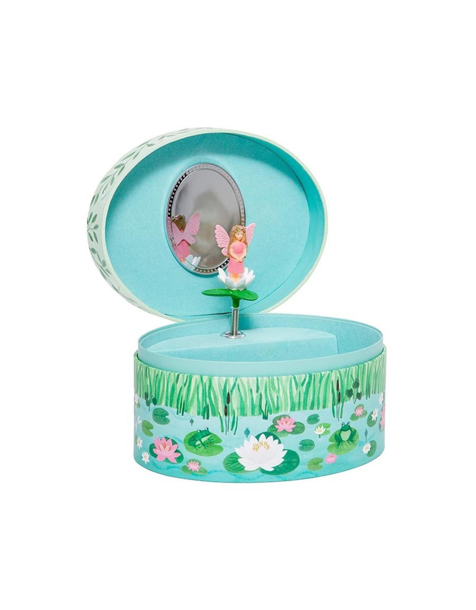 Petit Monkey Petit Monkey Music Box  Water Fairy
