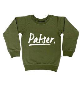 KMDB KMDB Kids Sweater Patser