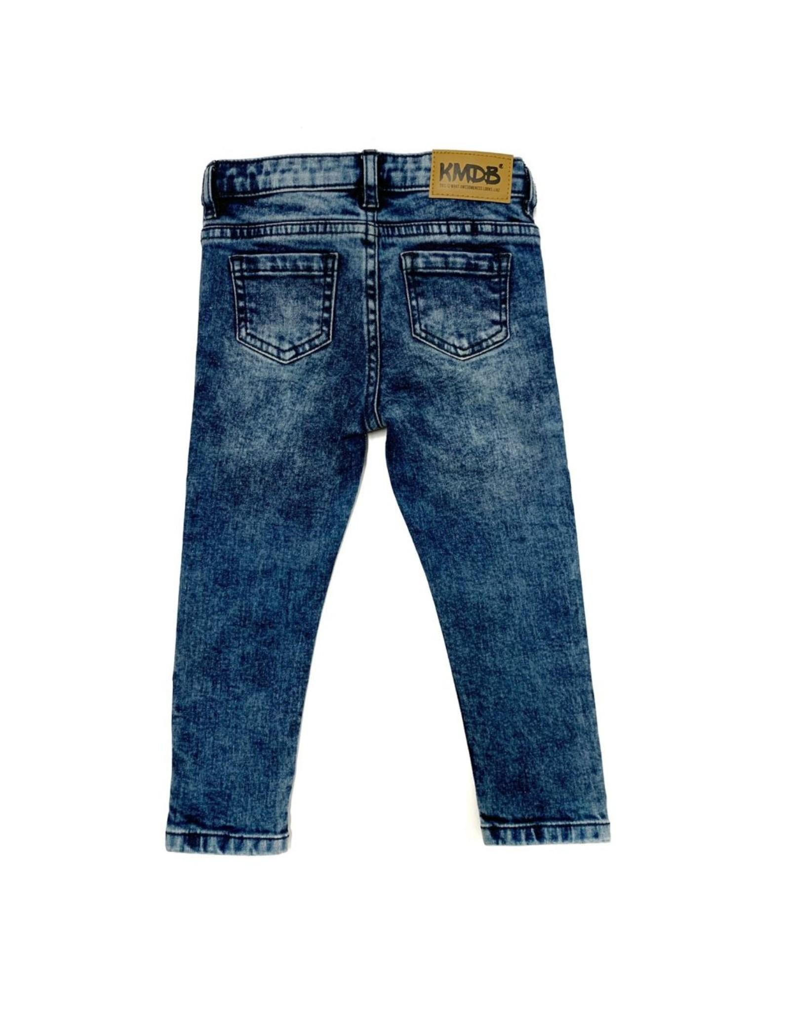 KMDB KMDB Baby Jeans Sky Blue