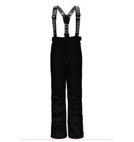 Super Rebel Super Rebel Ski Pants Plain BLACK