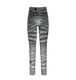 Super Rebel Super Rebel Ski Legging WHITE TIGER ALL OVER