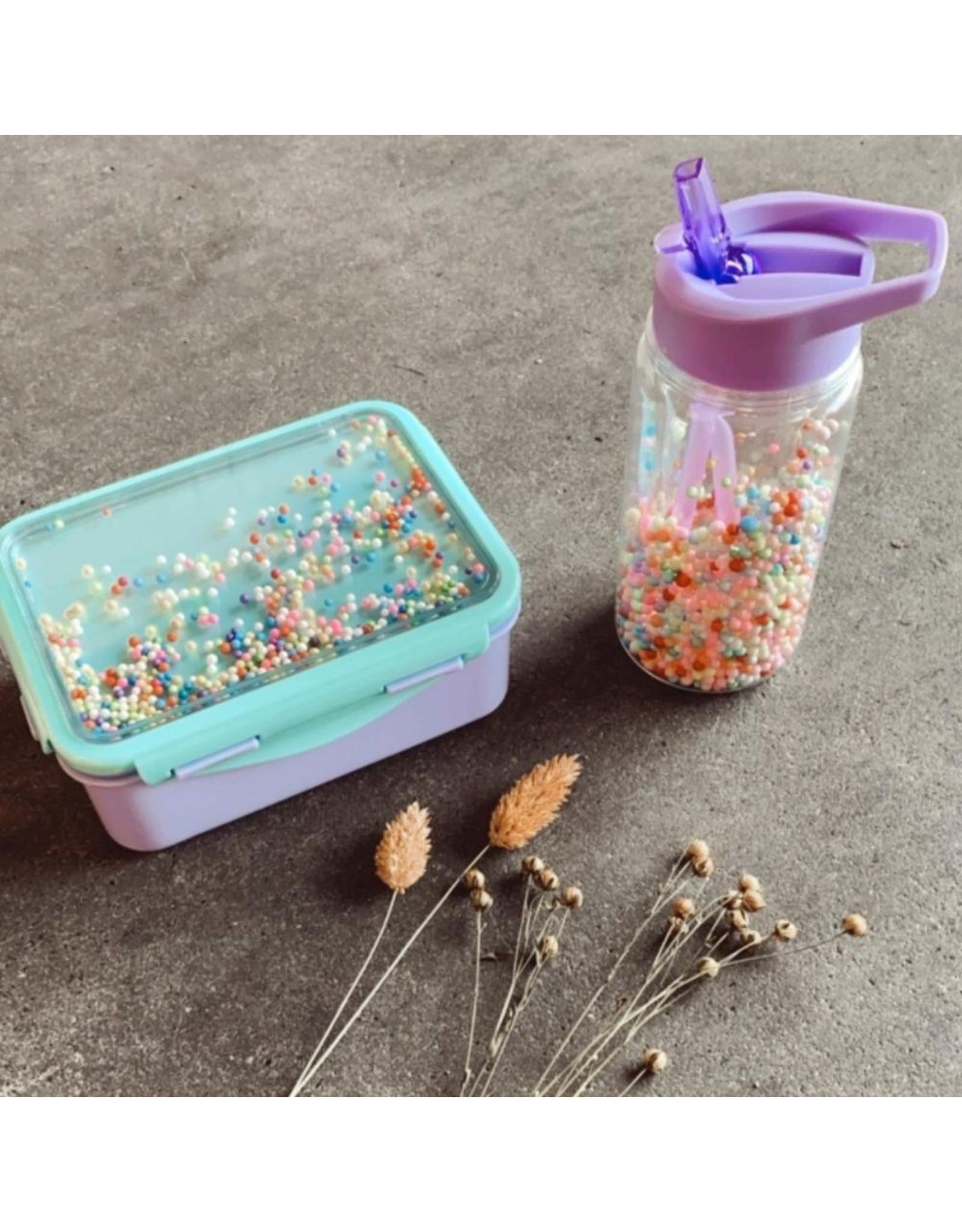 Petit Monkey Petit Monkey Lunchbox Popsicles Wild lilac