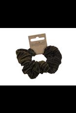 Heppiedi Heppiedi Scrunchie Lurex Zwart/Goud