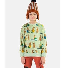 Nadadelazos Nadadelazos Sweatshirt Helping Squirrel