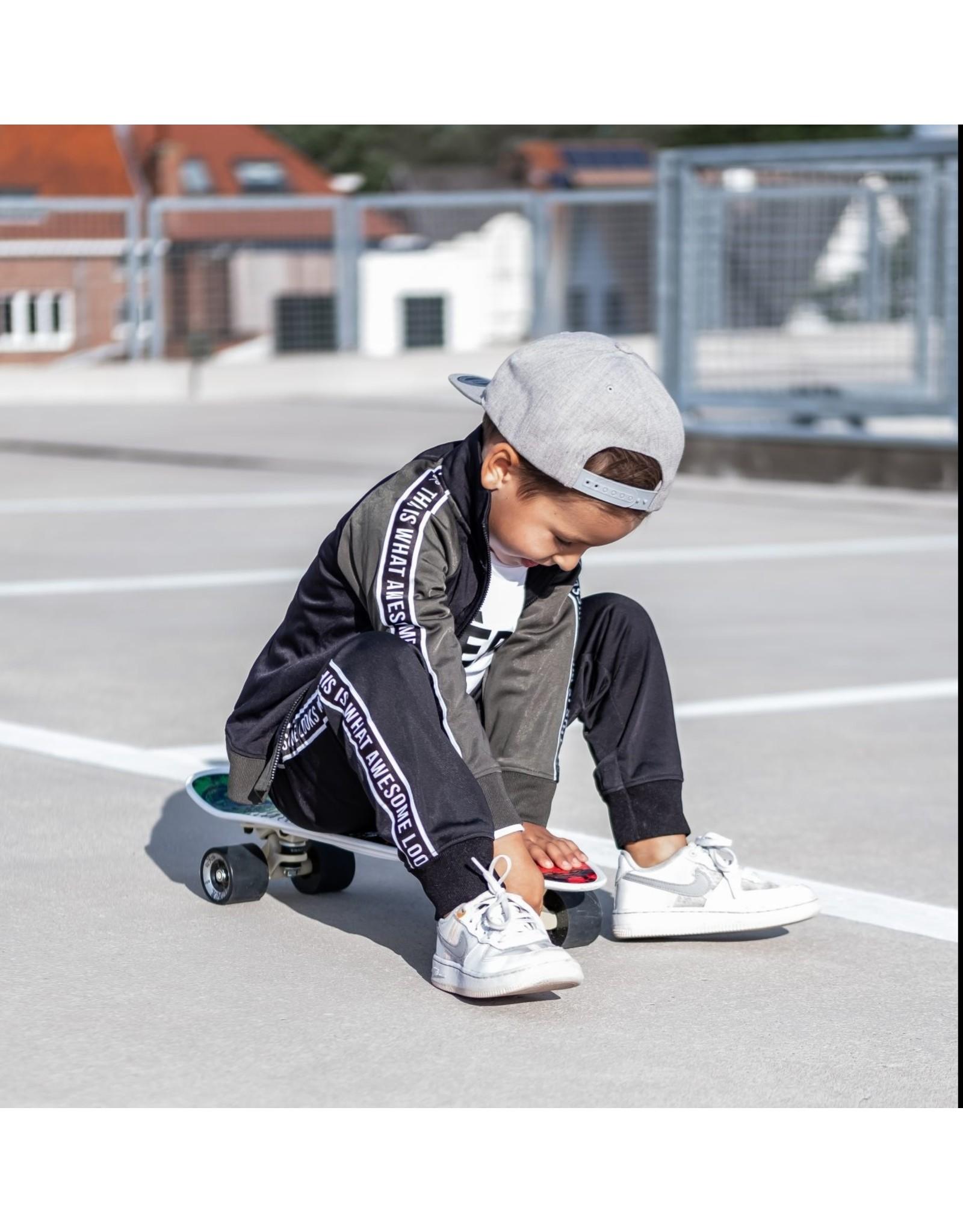 KMDB KMDB Kids Trackpants Trick Black