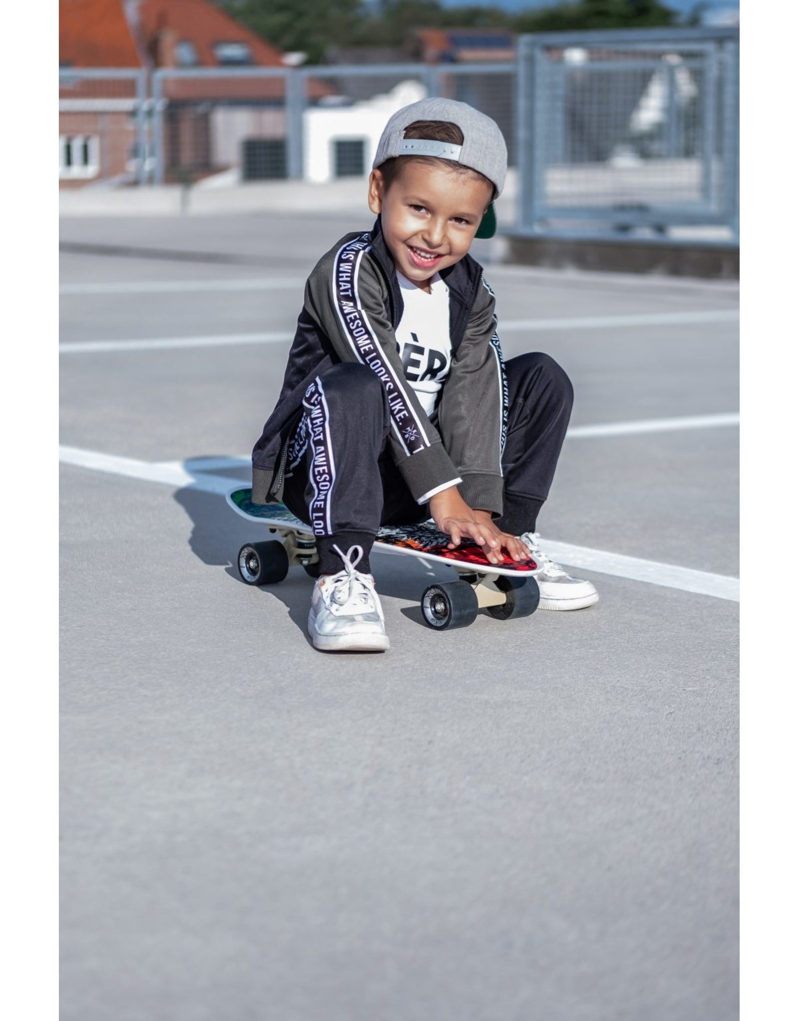 KMDB KMDB Kids Trackvest Trick Black