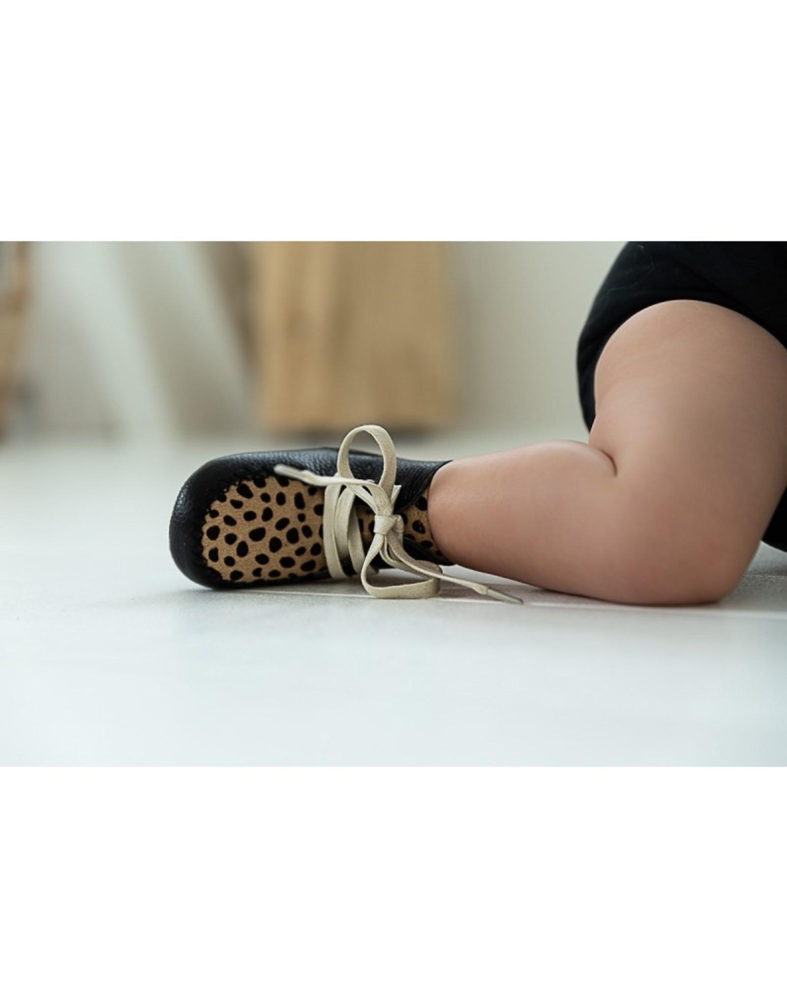 Mockies Mockies High Boots Cheetah/Black