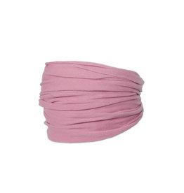 Maximo Maximo Multifunctionele sjaal Rose Smoke maat 1