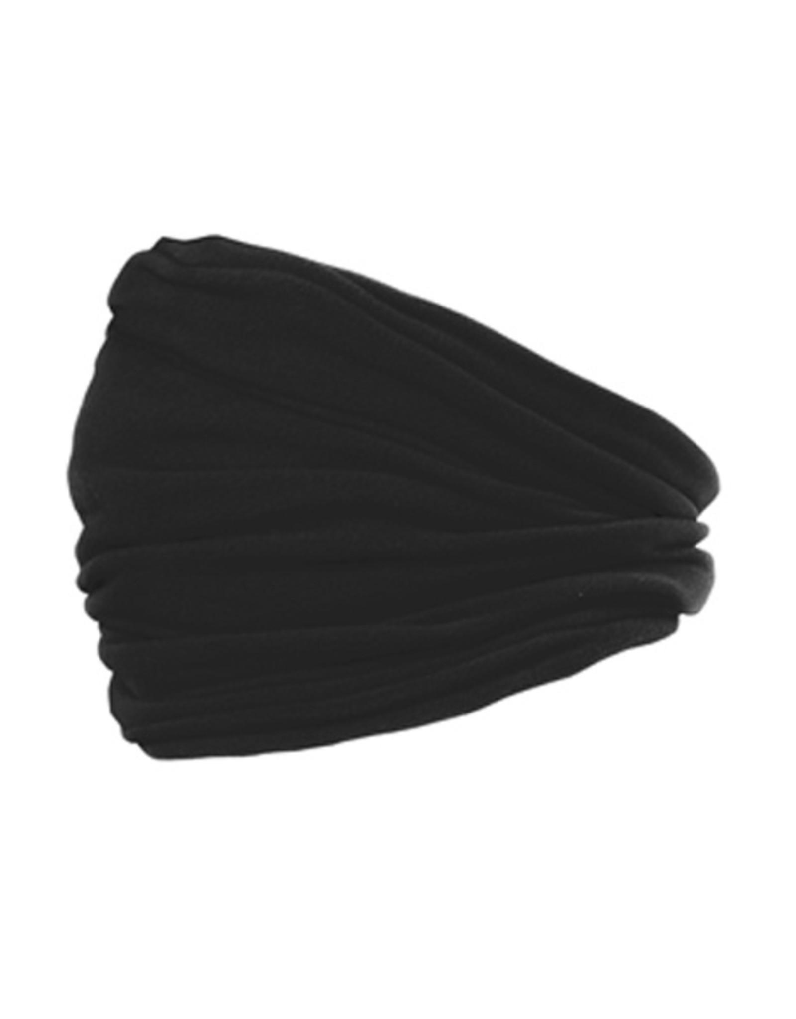 Maximo Maximo Multifunctionele Sjaal Zwart