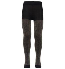 Ewers Ewers Panty Glitter Zwart/Goud 40 DEN