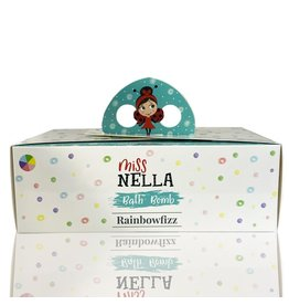 Miss Nella Miss Nella Rainbowfizz Bath Bomb Set van 6