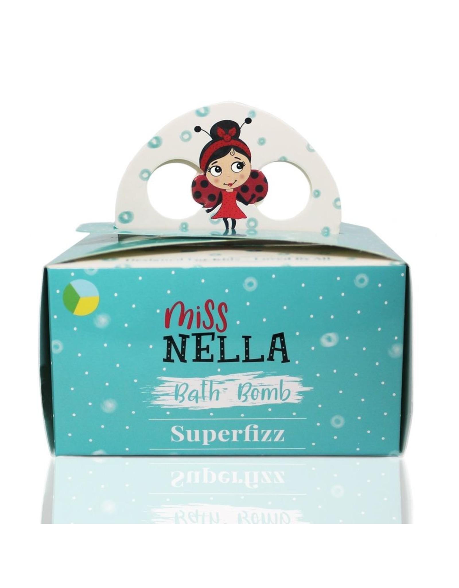 Miss Nella Miss Nella Superfizz Bath Bomb Set van 3