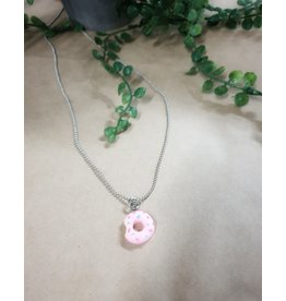 Gaaf enzo Gaaf Enzo Ketting Donut Roze
