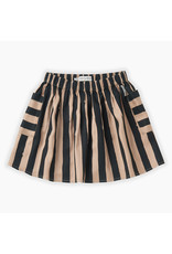 Sproet & Sprout Sproet & Sprout Skirt Painted Stripe Sesame