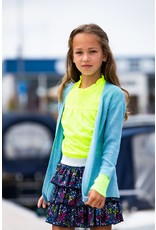 B.Nosy B. Nosy SS Top With Smock Part Safety Yellow