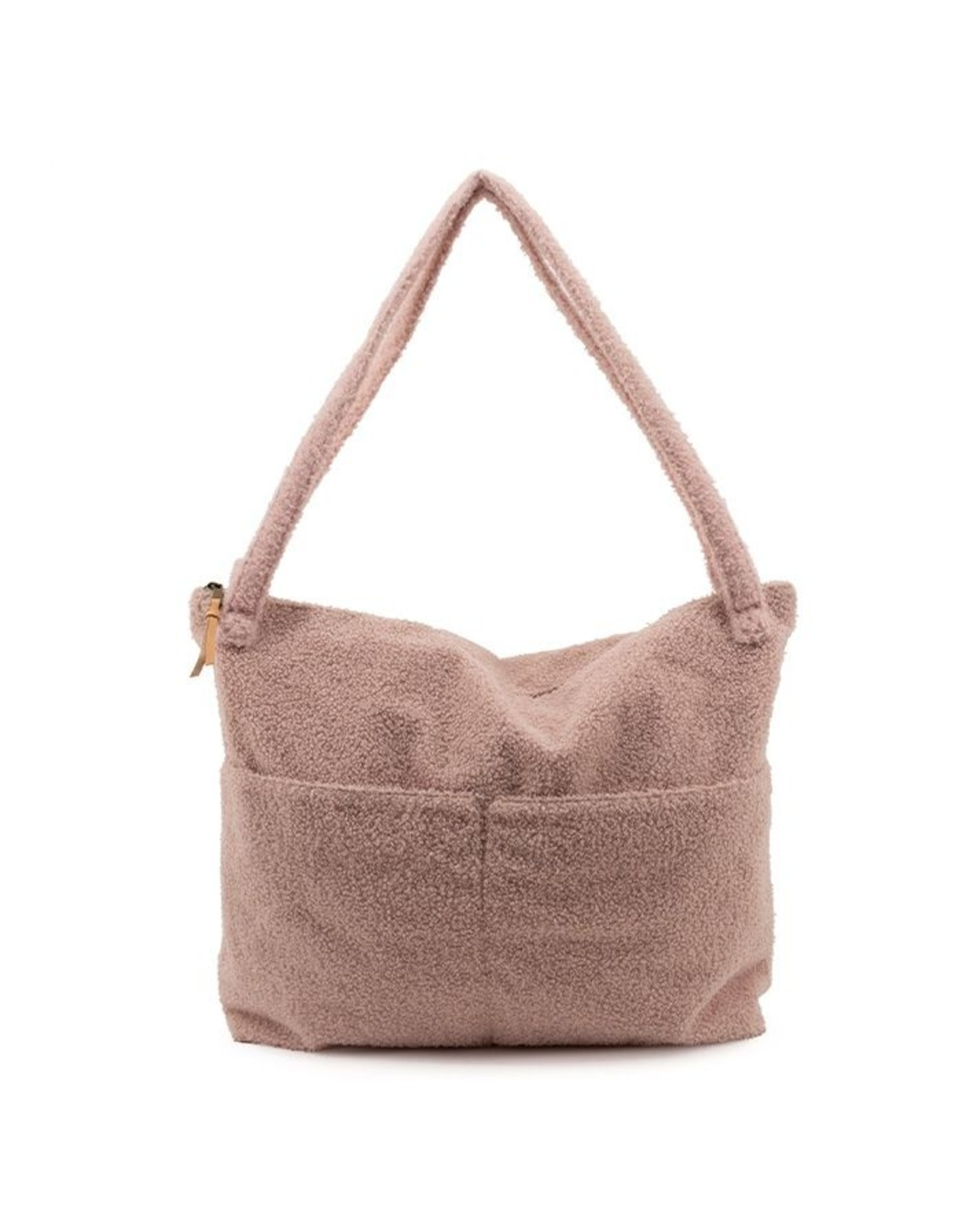 Nanami Nanami Teddy Lifestylebag Soft Pink