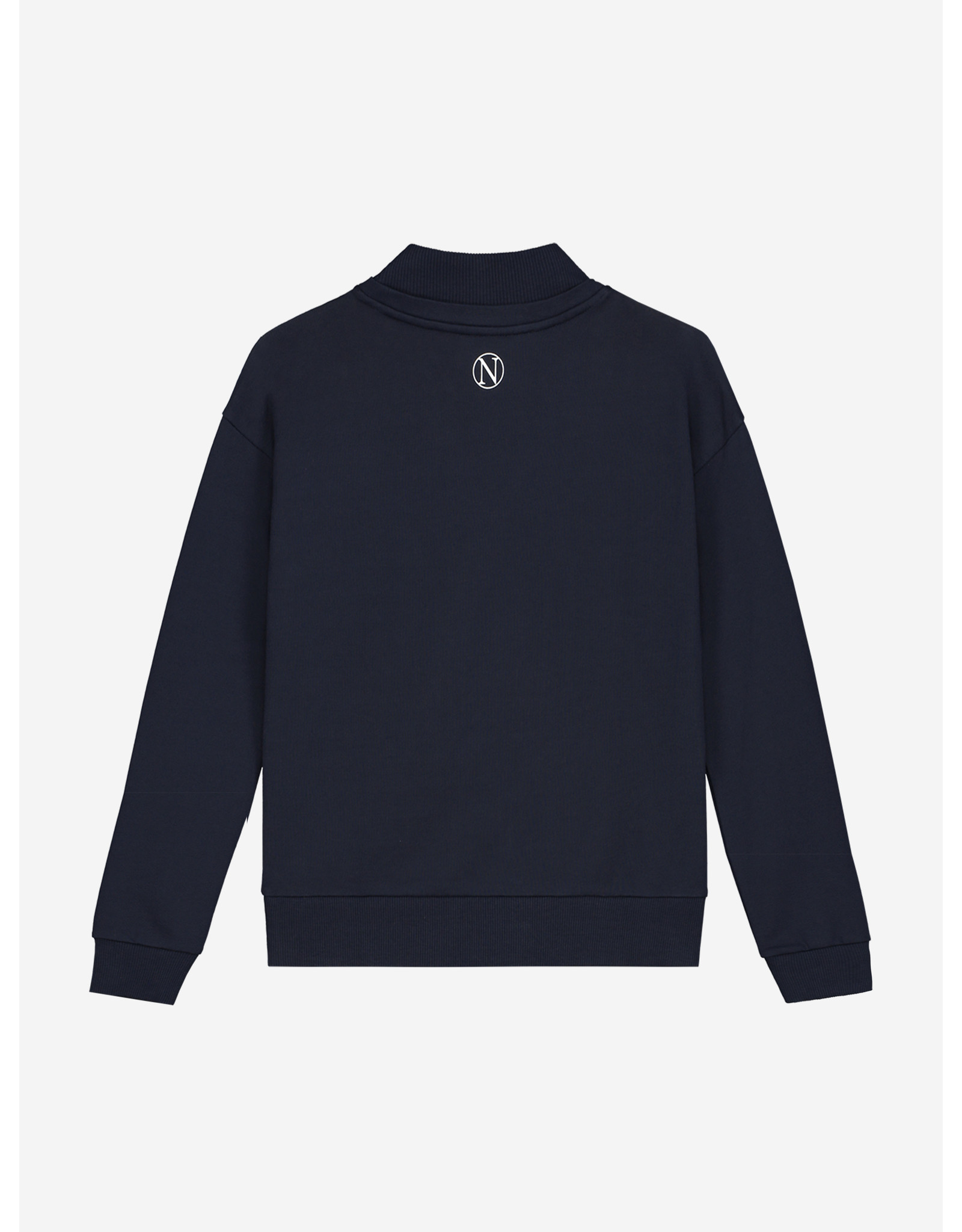 Nik&Nik NIK & NIK Future Sweater Royal Blue