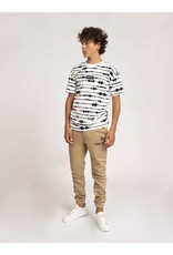 Nik&Nik NIK & NIK Ayden T-shirt Off White