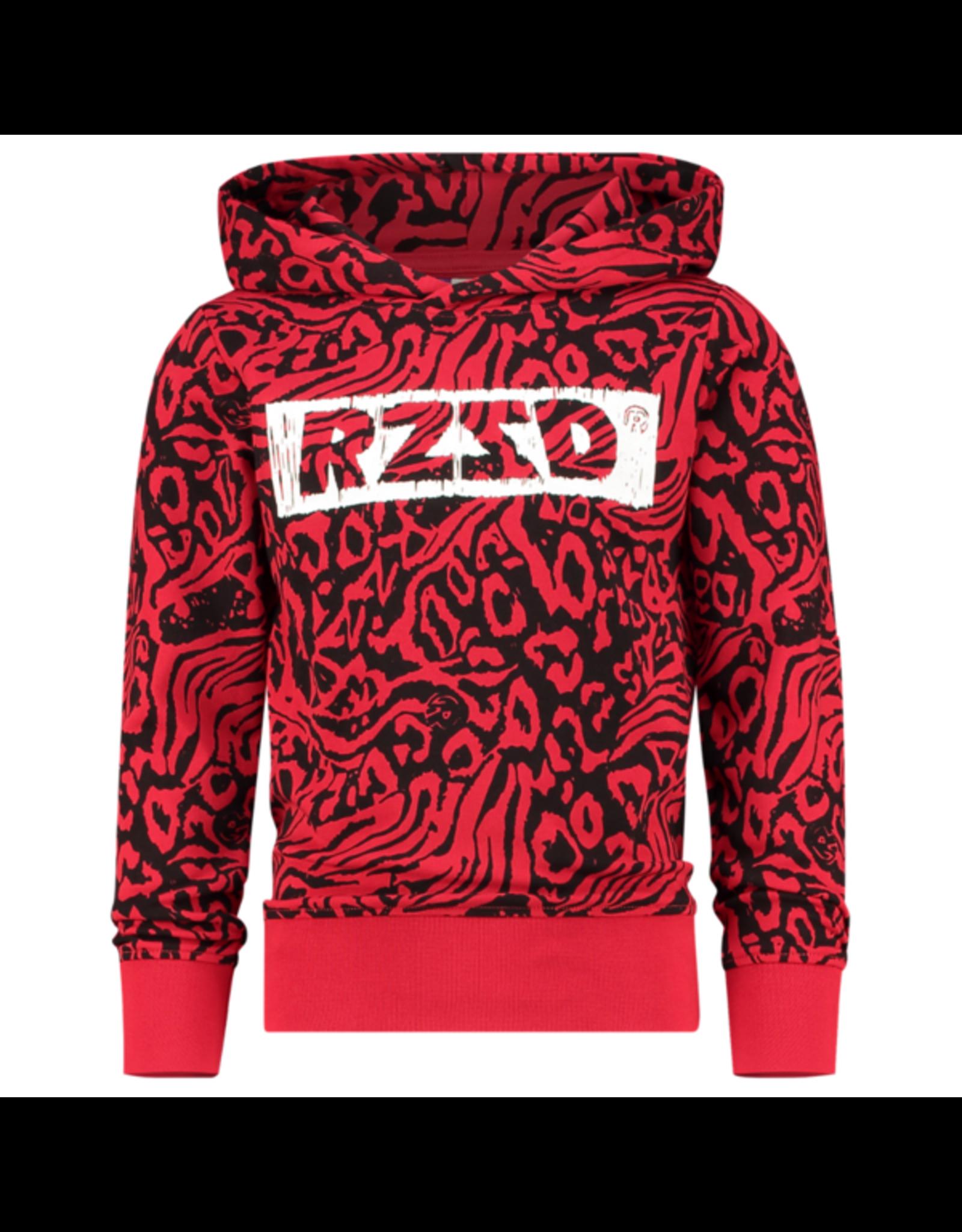 Raizzed Raizzed Perth Hoody Blast Red