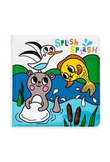 Petit Monkey Petit Monkey Splish Splash Magic Bath Book Sea