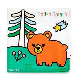 Petit Monkey Petit Monkey Splish Splash Magic Bath Book Land