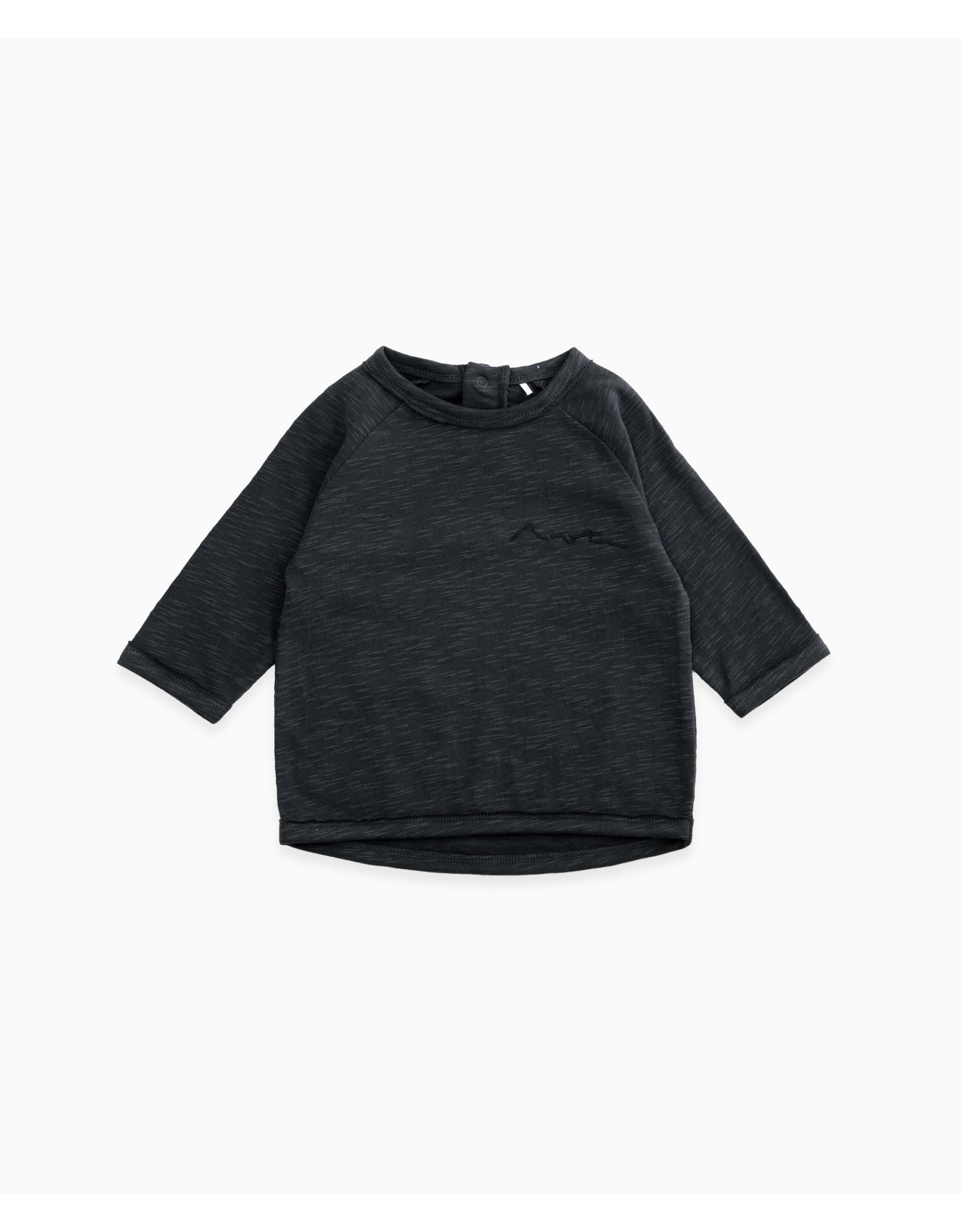 Play Up Play Up Sweater Jersey in Organic Cotton Rasp
