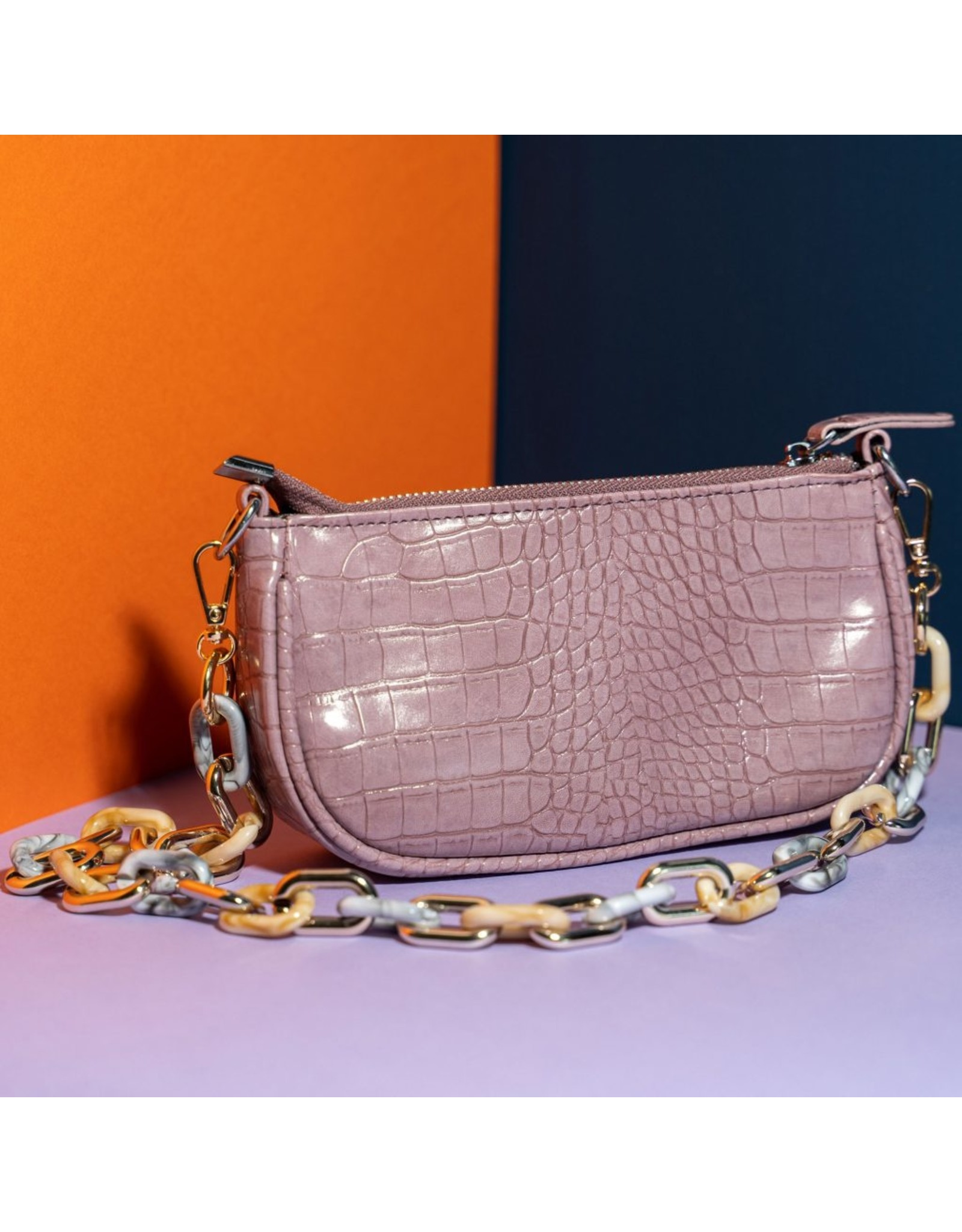Pinned by K Pinned by K Baguette Bag Lilac