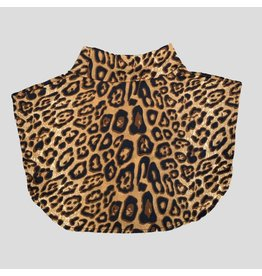 Pinned by K Pinned by K Collar Big Leopard Naturel