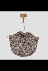 Pinned by K Pinned by K Collar Kids-SM Leopard Beige