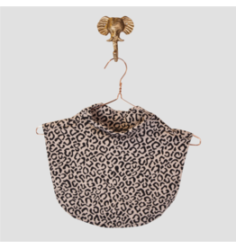 Pinned by K Pinned by K Collar Kids-SM Leopard Beige