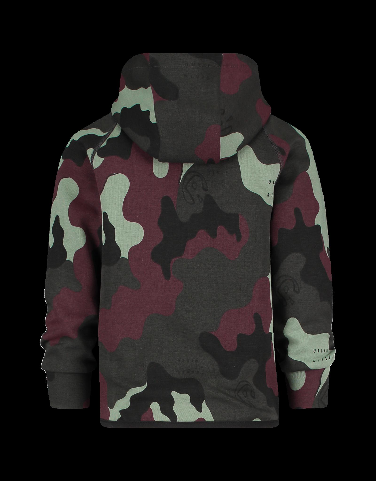Raizzed Raizzed Ottowa Vest Camouflage Green