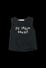 Sproet & Sprout Sproet & Sprout Tanktop Icecream Bandit Asphalt