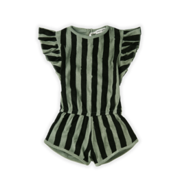 Sproet & Sprout Sproet & Sprout Jumpsuit Painted Stripe