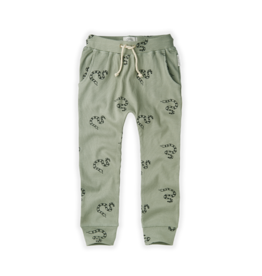 Sproet & Sprout Sproet & Sprout  Pants Rib Snake Eucalyptus