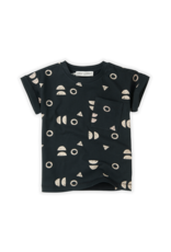 Sproet & Sprout Sproet & Sprout  T-shirt Abstract Asphalt