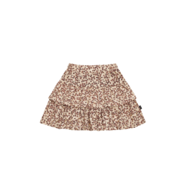 House of Jamie HOJ Ruffled Skirt Golden Rose Dawn Blossom