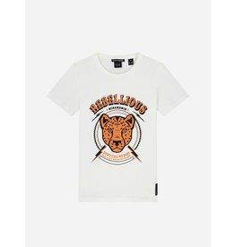 Nik&Nik NIK&NIK Rebellious T-shirt Off White