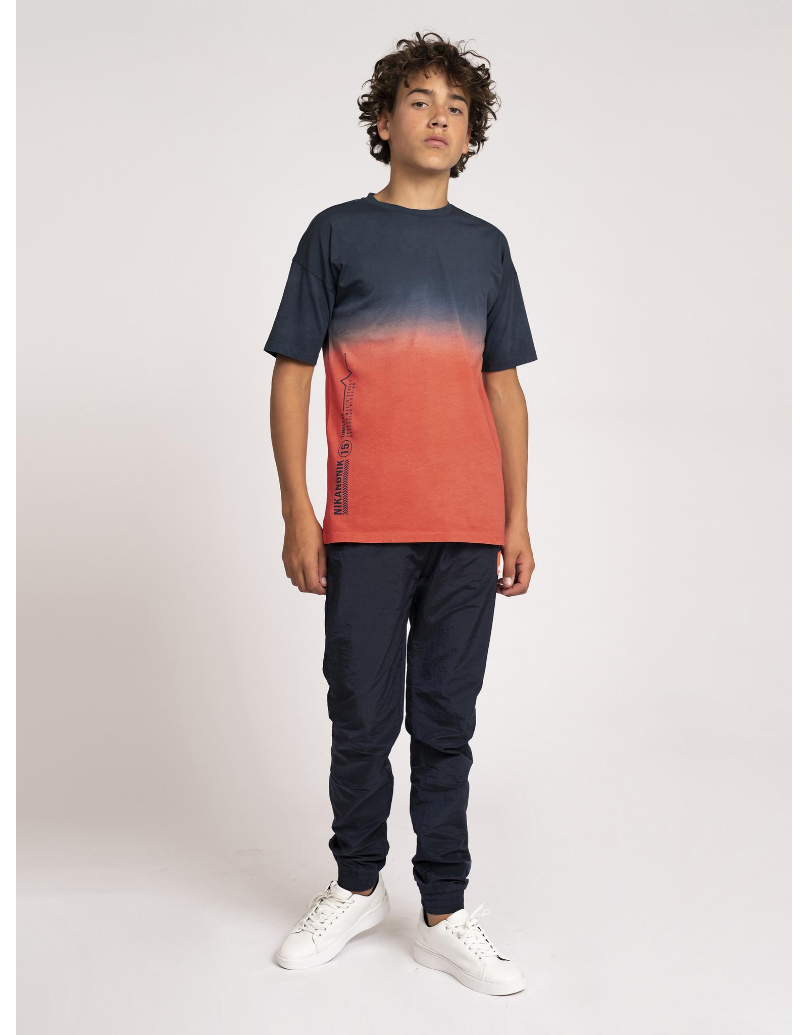 Nik&Nik NIK&NIK August T-shirt Lobster Red
