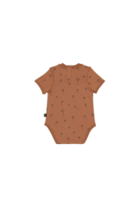 House of Jamie HOJ crewneck Bodysuit Burnt Ginger Kites