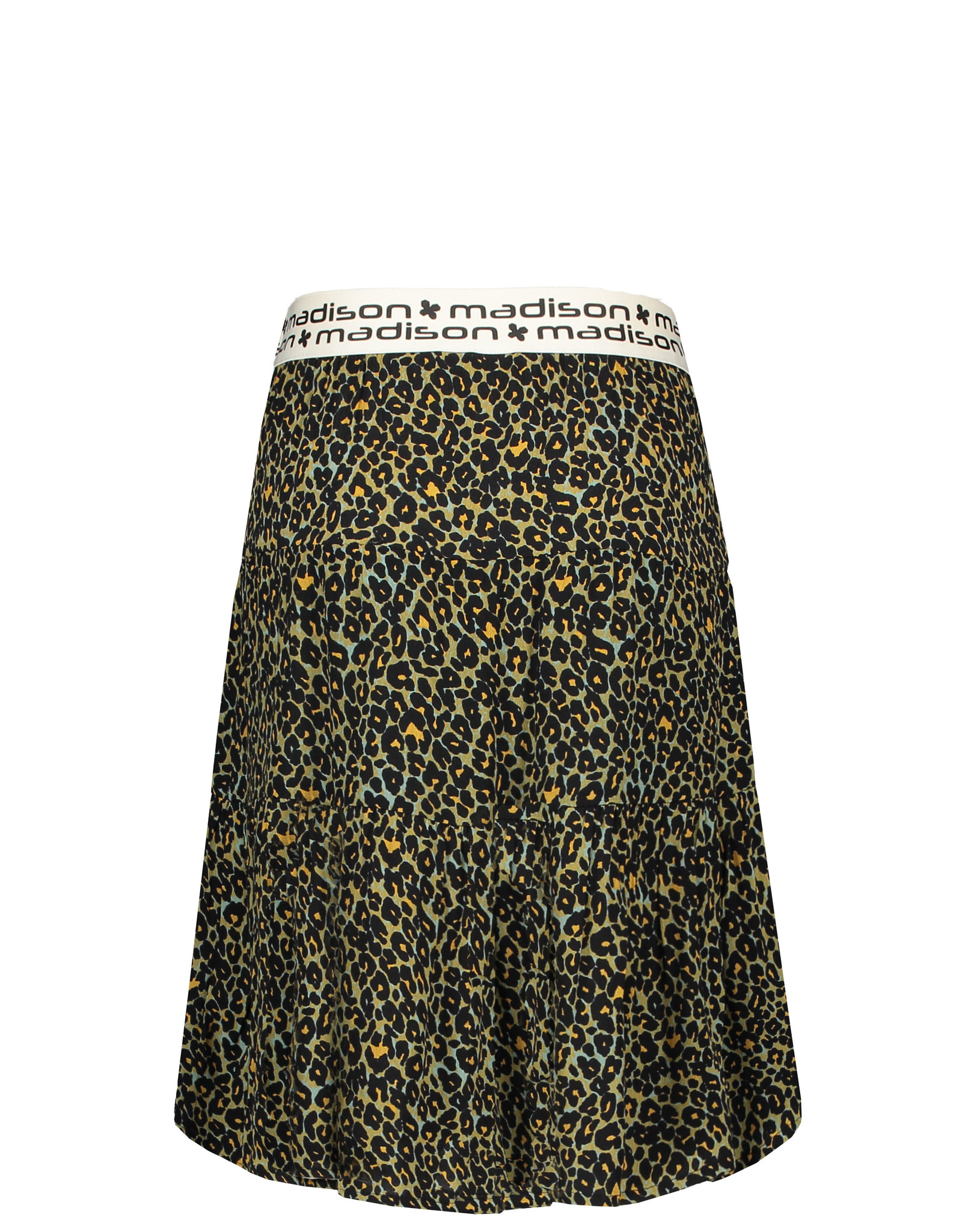Street Called Madison SCM Luna Viscose Panther Skirt Monkie AR