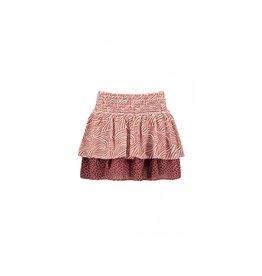 B.Nosy B.Nosy Girls Skirt Mix Dots All over print Zebra
