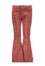 B.Nosy B.Nosy Girls Mix Dots Flaired Pants