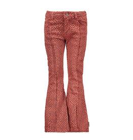 B.Nosy B.Nosy Girls Mix Dots Flaired Pants