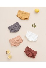 Play Up Play Up Organic Cotton Underpants With Frill Heidi