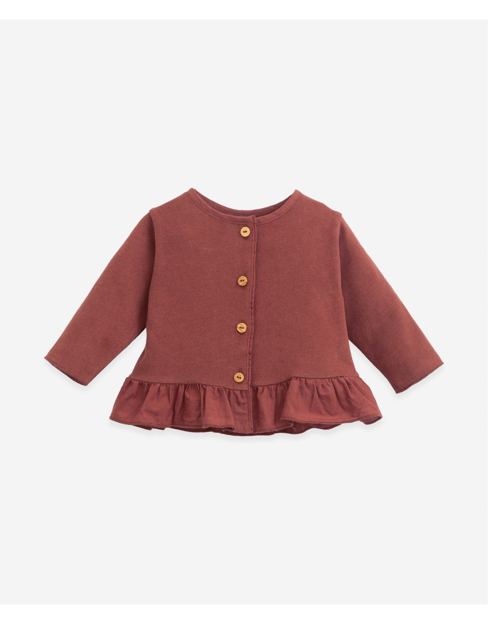 Play Up Play Up Coat in Organic Cotton Farm