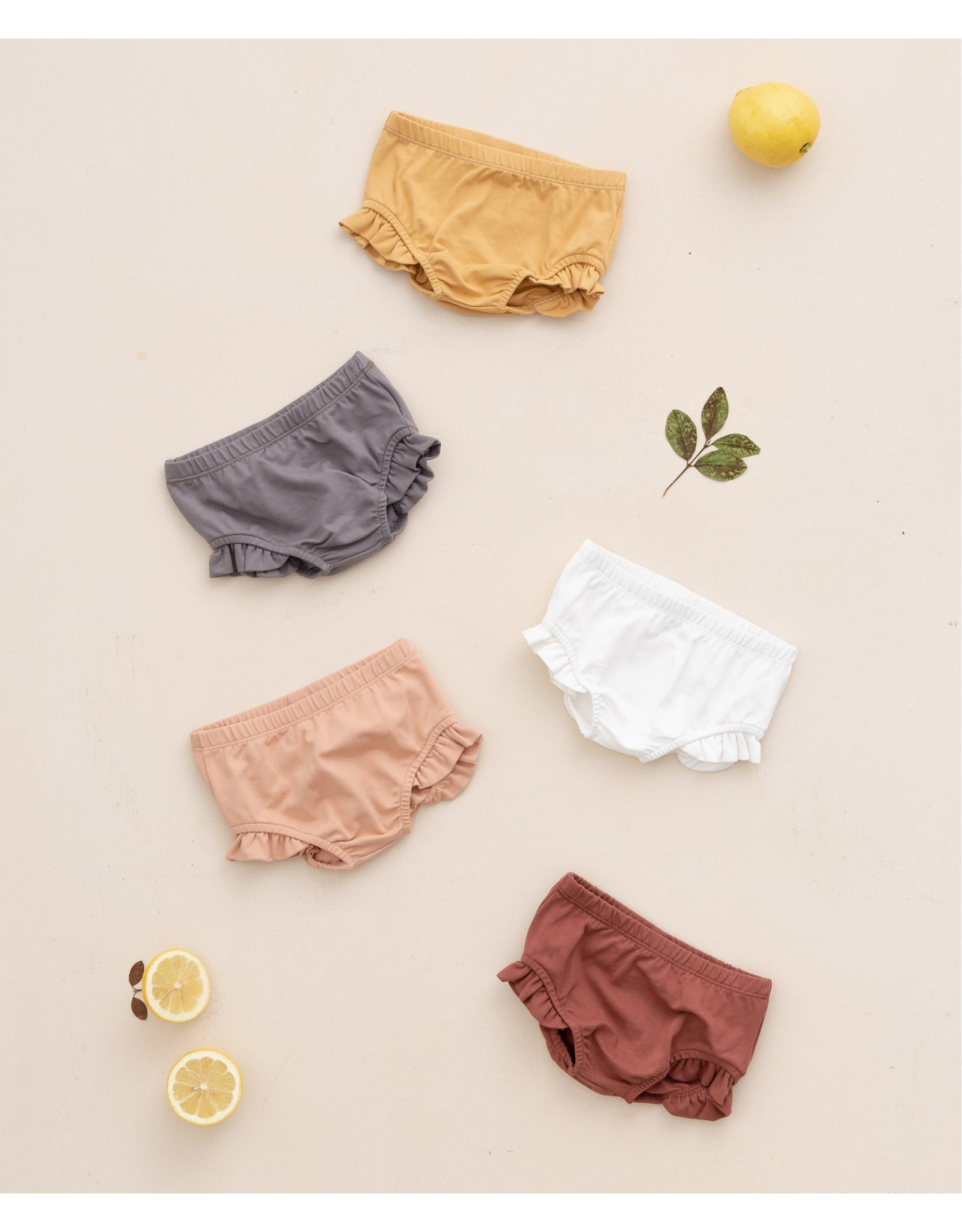 Play Up Play Up Organic Underpants With A Frill Teresa