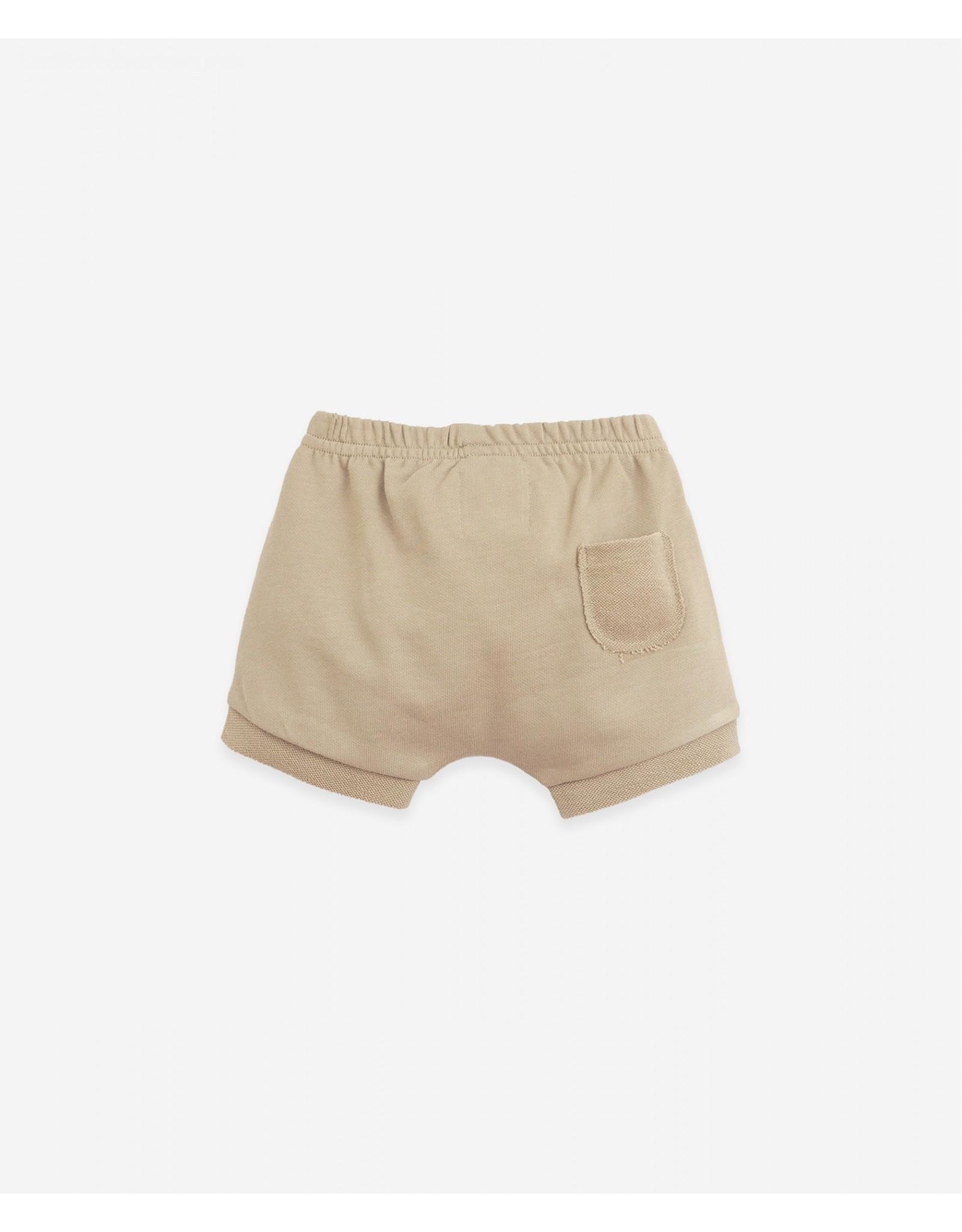 Play Up Play Up Jersey Stitch Organic Cotton Shorts Joao