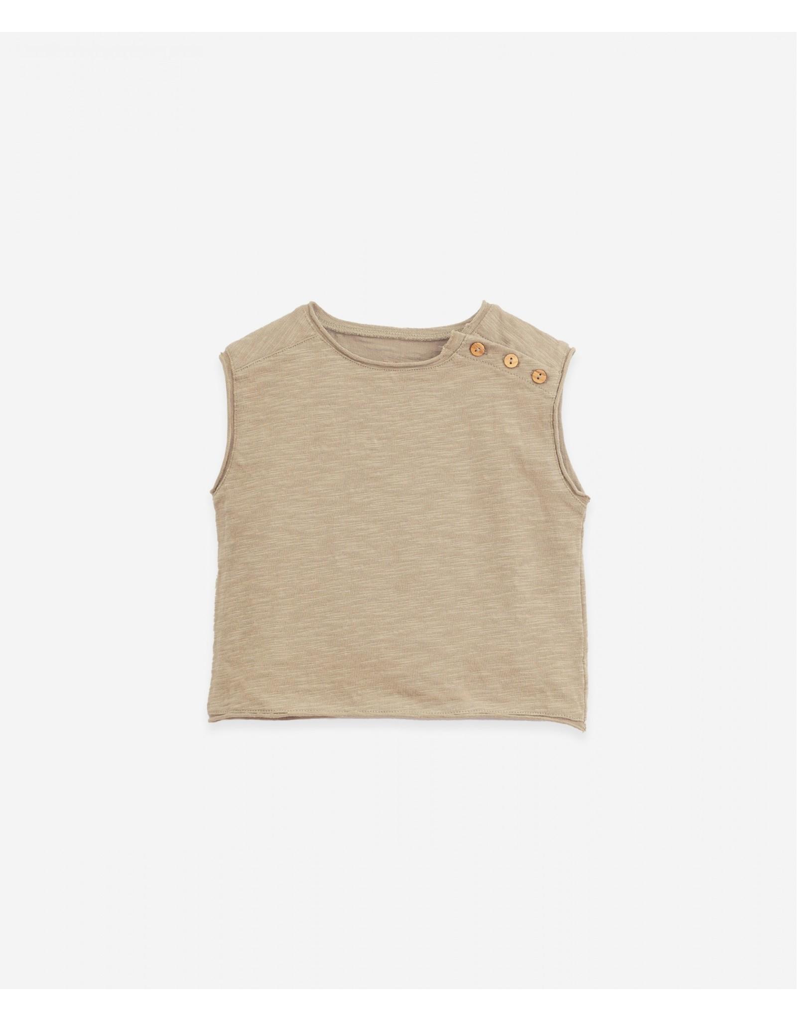 Play Up Play Up Organic Cotton Sleeveless T-shirt Joao